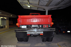 chevy 4400 pick up '55 military chassis continental diesel kingman az 09'16 03