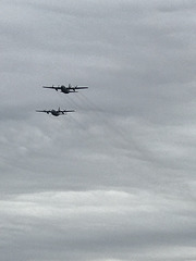 After the flyover