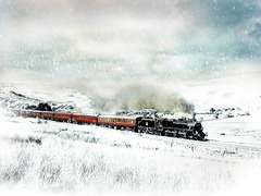 The Mallerstang Express