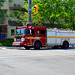 Canada 2016 – Toronto – Fire Engine
