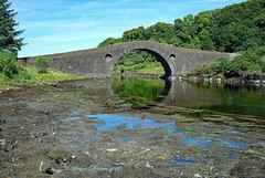 Clachan Bridge & Pip