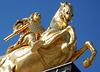 Dresdens Goldener Reiter - August II.