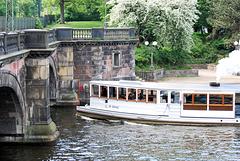Dampfschiff St. Georg....