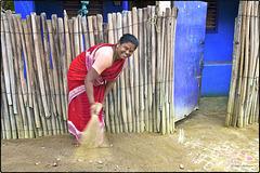 Coup de balai à Rameswaram