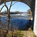 Sous le pont de la Drôme...