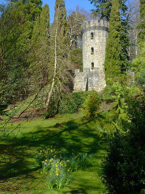 Robin Hood castle...