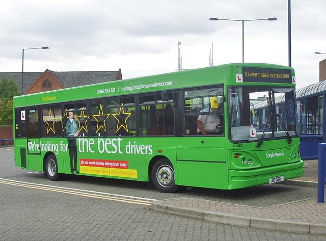 DSCF5240 Stevensons A17 SOE in Bury St. Edmunds - 22 Sep 2016