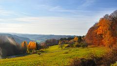 Herbstlicher Landschaft