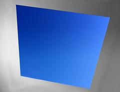 'Skyspace: Seldom Seen' by James Turrell.