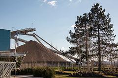 20150406 7587VRAw [D~SHG] Kieswerk, Baggersee,  Rinteln