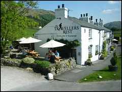 Travellers Rest near Grasmere