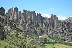 La Paz, The Valley of Spirits (Valle de las Animas)