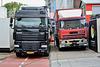 Leidens Ontzet 2017 – DAF lorries