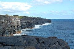 The Edge of Hawaii National Park
