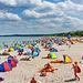 Am Strand von Boltenhagen