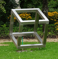 Impossible Cube /Unmögliches Objekt