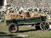 Transnistria- Bendery Fortress- Farm Cart