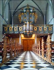 Orgel in der Klosterkirche Beyenburg