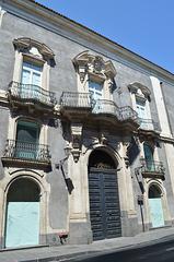 Catania, Palazzo Valle