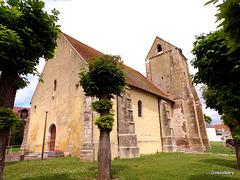 Église Saint Martin à Estouy (45304)