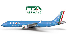 ITA Airways Livery