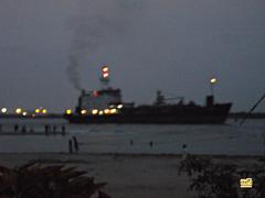 Night voyage