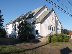 Église avec fils / Electric church