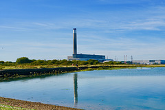 Fawley Power Station (closed down)