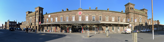 chester railway station