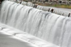 Paradise Pond Dam, Smith College