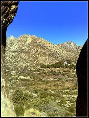Spanish granite