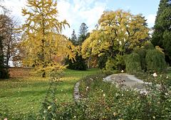 Im Park auf der Insel Mainau