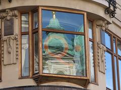 1 (27)..austria vienna window reflection...