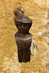 Loquet de volet (Cordes-sur-Ciel, Gers)