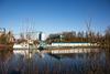 20150406 7601VRAw [D~SHG] Kieswerk, Baggersee, Rinteln
