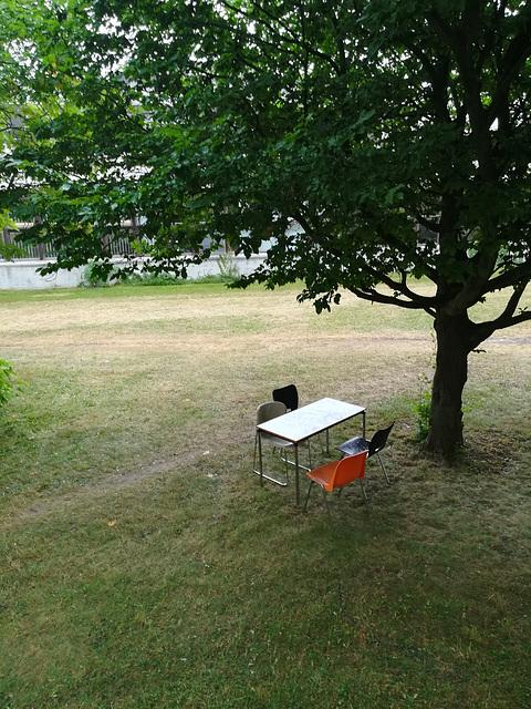 summer classroom