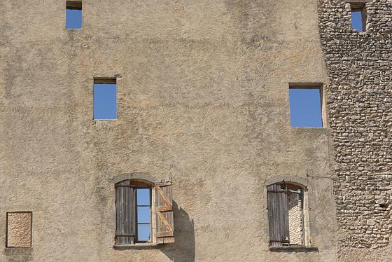 Le Ciel et les Fenêtres