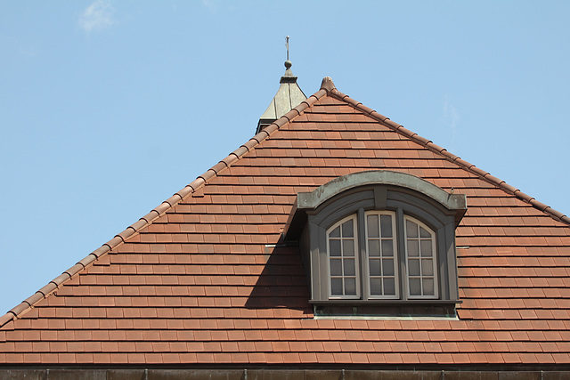Town Hall roofline