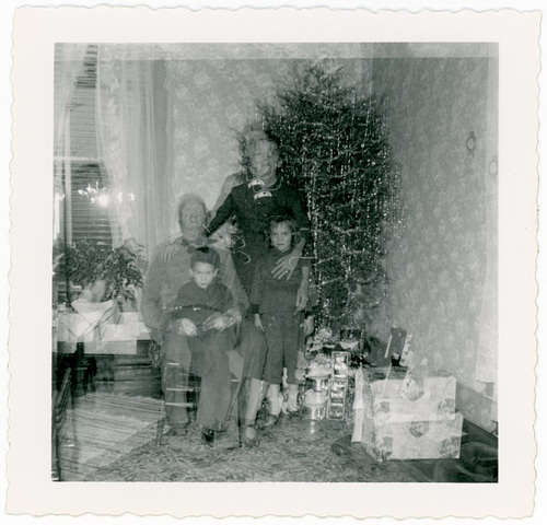 The Ghosts of Christmas Past