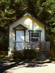 Hiouchi cabin