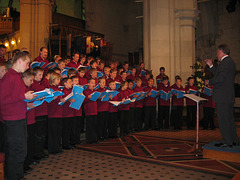 Roskilde Cathedrals Boys Choir