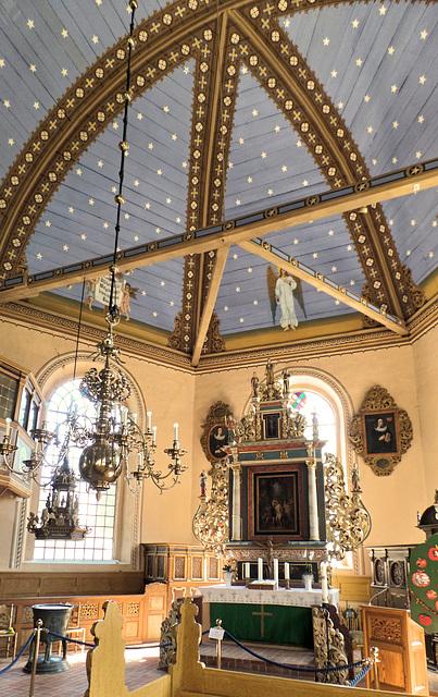Altarraum St. Martini/ Estebrügge