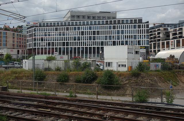 Stuttgart Baustelle S21