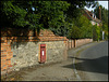 Church Street post box