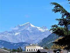 Piemont Tour 2019 Return journey Stop Over Aosta