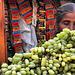 Fruit seller in Bangalore