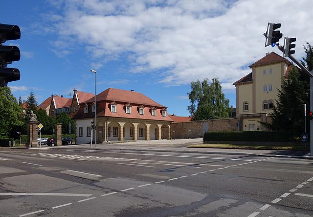 Schorndorfer Torhaus - Zentrale Stelle der Justizverwaltungen