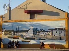 1982 mural.