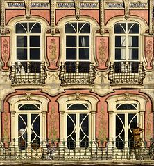 Aveiro, art Nouveau