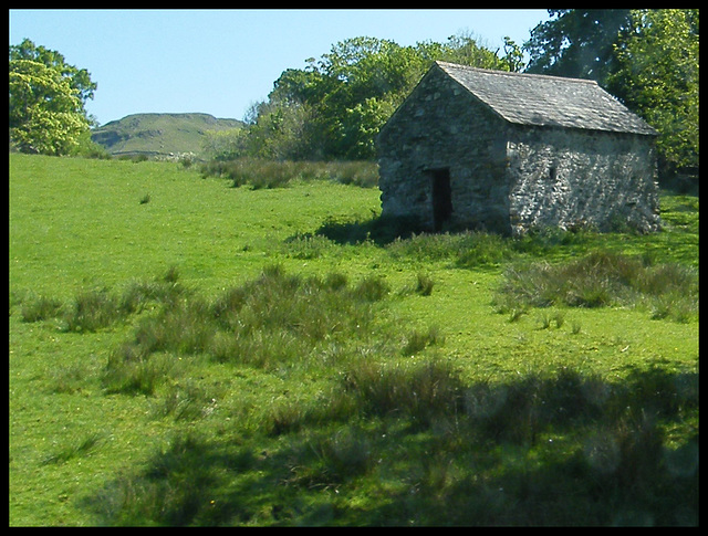 Lakeland stone barn